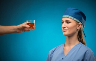 how will medical professionals be affected by a dui charge