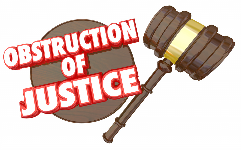 obstuction of justice in arizona