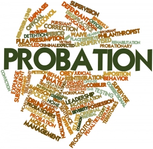 can i travel out of state while on probation